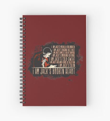 The first rule is Spiral Notebook