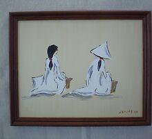Viet Nam Women by harold  messler