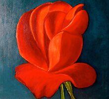 Not a rose garden  by vickimec