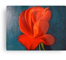 Not a rose garden  Metal Print