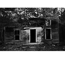 The Dark Side of Orange County I Photographic Print