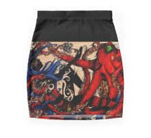 In Your Grip Mini Skirt