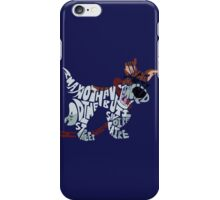 Why should I worry iPhone Case/Skin
