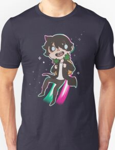 nanobii - pineapple spaceship T-Shirt