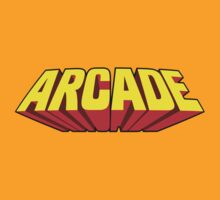 Arcade Yellow by ropified
