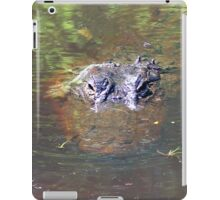 Gator! iPad Case/Skin