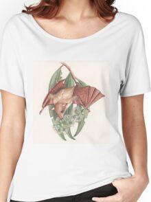 Queensland Blossom Bat Women's Relaxed Fit T-Shirt