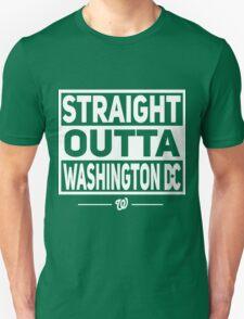 STRAIGHT OUTTA WASHINGTON DC T-Shirt