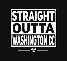 STRAIGHT OUTTA WASHINGTON DC Unisex T-Shirt