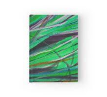 Abstract 1 Digitally Enhanced 4   Hardcover Journal
