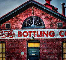 Pepsi-Cola Bottling Co. - Danville, VA - HDR by Sanguine
