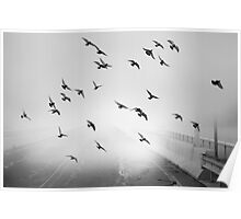 With Wings at a Standstill Poster