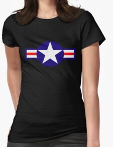Aviation - US Army - Cool Star Womens Fitted T-Shirt