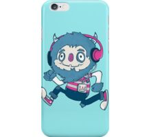 Funky Monster Beats iPhone Case/Skin