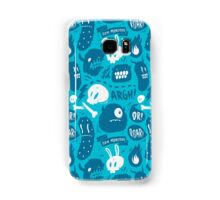 Ooh, monsters Samsung Galaxy Case/Skin