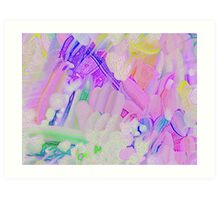 Brighter Days Abstract Art Print