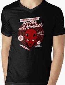 Daredevil  Mens V-Neck T-Shirt