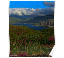 Island In The Bering Sea - Unalaska, Alaska Poster