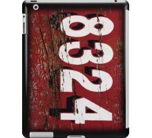 8X3 iPad Case/Skin