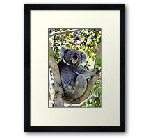 Hello, You Called Framed Print
