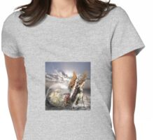 THE BIRTH OF LIFE Womens Fitted T-Shirt