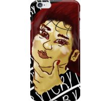 CRY iPhone Case/Skin