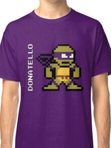 8-Bit TMNT- Donatello Classic T-Shirt