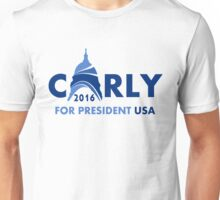 Carly Fiorina For President Unisex T-Shirt