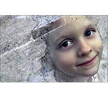enfant de la renaissance Photographic Print