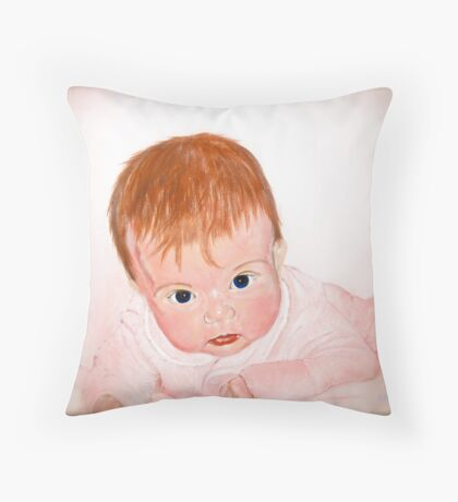 I am looking at you Throw Pillow