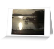 A Place to Rest and Renew Greeting Card