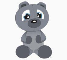 Huggable Stuffed Bear Kids Tee