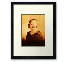 Of Icons Framed Print