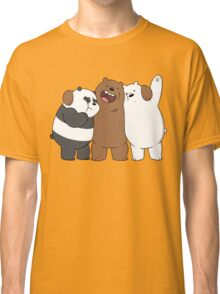 Bear Bros For Life Classic T-Shirt