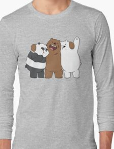 Bear Bros For Life Long Sleeve T-Shirt