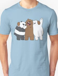 Bear Bros For Life T-Shirt