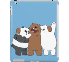 Bear Bros For Life iPad Case/Skin