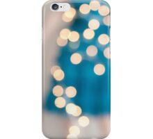 Girl in a Blue Dress No. 3 iPhone Case/Skin