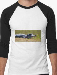 Water Hazard Men's Baseball ¾ T-Shirt