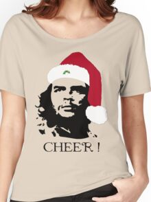HOLIDAY CHE-ER ! Women's Relaxed Fit T-Shirt