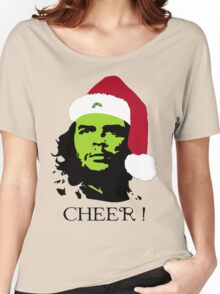 HOLIDAY CHE-ER grn ! Women's Relaxed Fit T-Shirt