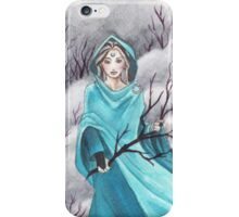 High Priestess iPhone Case/Skin