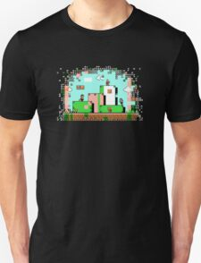 Glitch - Super Mario Bros. 3 T-Shirt