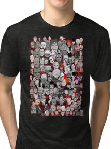 Titans of Horror Tri-blend T-Shirt