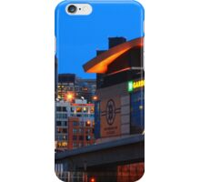 Home Of The Celtics And Bruins iPhone Case/Skin