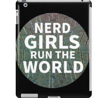 Nerd Girls iPad Case/Skin