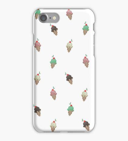 One Scoop Please! iPhone Case/Skin