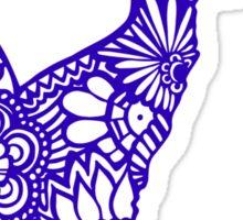 VT_BLUE Sticker