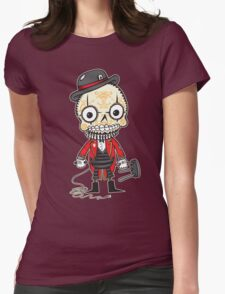 Dead Circus Womens Fitted T-Shirt