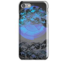 Neither Up Nor Down iPhone Case/Skin